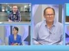 Marco Antônio Ayres responde perguntas no quadro Pinga-Fogo