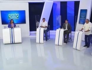 Crítica e confronto marcam 2º debate entre os candidatos a PMT