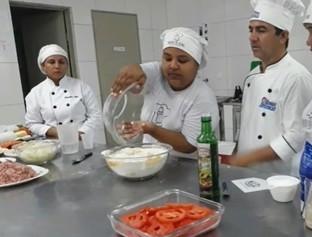 Escola de Culinária Pimenta do Reino tem 80% de empregabilidade