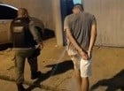 Suspeito de praticar onda de assaltos é preso com moto e celulares