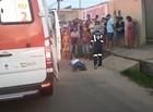 Homem é assassinado a tiros no bairro Parque Alvorada