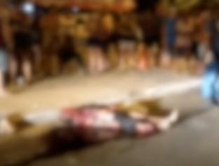 Homem morre depois de ser atropelado por motocicleta em Teresina