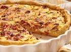 Receita do dia: quiche de frango com bacon