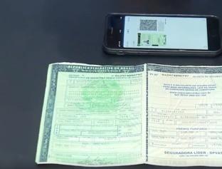 Documento digital de veículos estará disponível a partir desta sexta