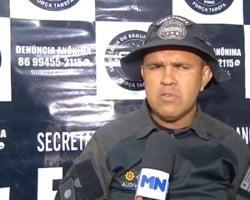 Acusado de assassinar 20 pessoas é preso no Piauí