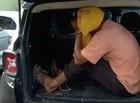 Foragido acusado de vários crimes é recapturado em Teresina