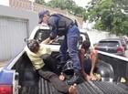 Guarda recupera moto roubada e utilizada na prática de assaltos