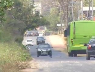THE: Cerca de 30 ônibus foram alvos de assaltantes em menos de um mês