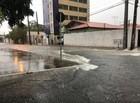 Chuvas intensas seguem atingindo a cidade de Teresina e o interior