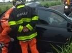 PI: Colisão de veículos deixa três mortos na BR-343, em Campo Maior