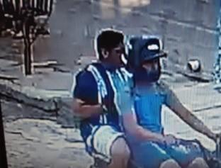 Polícia pede ajuda para identificar dupla de assaltantes em Teresina
