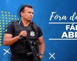 Fábio Abreu conta sobre vida e atuação militar - Fora da Pauta