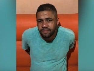 Assaltante de banco é preso acusado de vários crimes pela Polícia