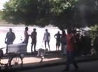 Troca Troca registra alta aglomeração de pessoas