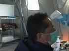 Brasil recebe 1º lote de testes rápidos de diagnóstico da doença
