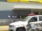 Discussão em fila de agência bancária termina com homem baleado