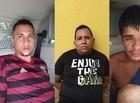 Polícia prende acusados de roubos na entre Teresina e Demerval Lobão