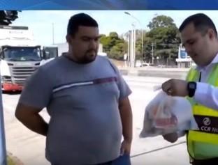 Caminhoneiros ganham apoio para buscar informações nas estradas