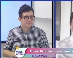"""Raquel Dias conta detalhes do seu novo programa """"Chega Mais"""""""