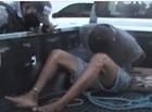 Homem assalta idoso e polícia recupera dinheiro e veículo