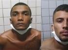 Dupla é presa acusada de cometer arrastões em Teresina