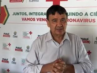 Wellington Dias esclarece que não decretou lockdown no Piauí