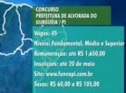 OPORTUNIDADES DE EMPREGO COM SUZY SOUSA - PGM 1 12 05 20