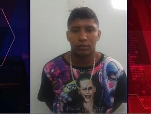 Fugitivo da Major César é preso com R$ 2 mil e drogas em Teresina