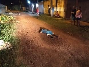 Recordista em passagens pela polícia é morto em União