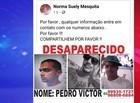 PI: Após 10 dias desaparecido, família faz apelo para encontrar jovem