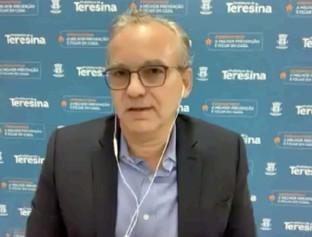 Firmino Filho diz que está trabalhando para ampliar  leitos de UTI