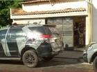 Polícia atira nos pneus e evita fuga de vendedor de drogas em Teresina