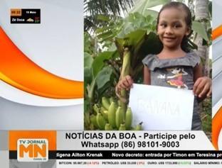Ação infantil no Piauí incentiva a produção de alimentos orgânicos