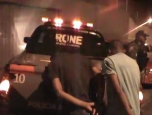 Dupla é presa com duas motos roubadas em Teresina