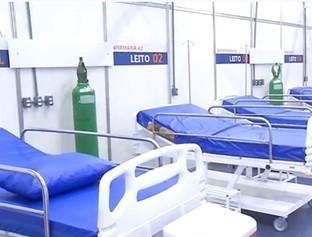 Hospital de Campanha Padre Pedro Balzi começa a funcionar nesta terça