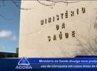 Ministério da Saúde define novo protocolo para uso de cloroquina