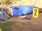 Homem acusado de arrastão é morto com disparos de arma de fogo
