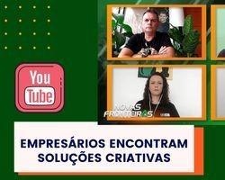 Empresários encontram soluções criativas para seus negócios - PARTE 2