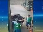 Criminosos se passam por vítimas pra tentar enganar polícia em fuga