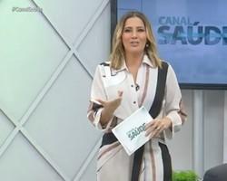 """Assista a íntegra do programa """"Canal Saúde"""" com Karla Beger"""