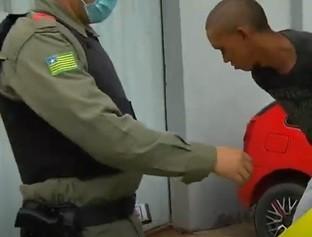 Acusado de matar desafeto com 14 facadas é preso pela polícia