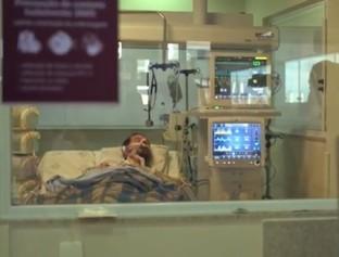 """UTI""""s de hospitais estão lotadas e 170 novos leitos serão instalados"""