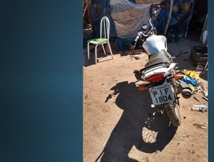 Polícia recupera motos e celulares na zona norte de Teresina