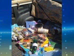 MA: Polícia acaba com festival de pipas em Timon