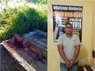 Homem mata a própria tia com pauladas e facadas dentro de cemitério