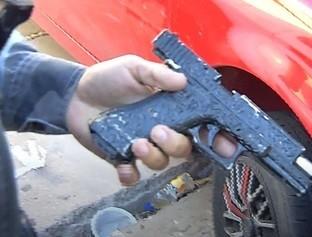 Dupla de menores é apreendida após assaltos em Teresina