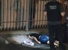 Homem é morto com 8 tiros durante festa na casa da namorada em THE