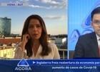 Inglaterra freia reabertura da economia para conter casos de Covid-19