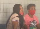 Mãe e filho são presos em flagrante acusados de estelionato