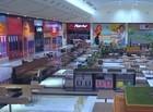 Vigilância sanitária faz inspeção em Shoppings para reabertura em THE